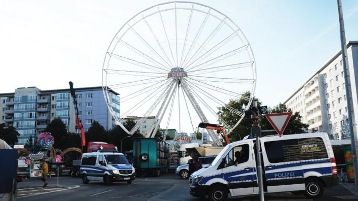 Stadtfest Chemnitz nach TËÜtungsdelikt abgebrochen