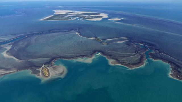 Geowissenschaften Montgomery Reef