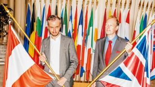 Jan Böhmermann Im Gespräch Jan Böhmermann und Martin Sonneborn