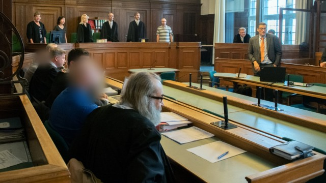 Berlin - Neuauflage des Mordprozesses gegen KuDamm-Raser