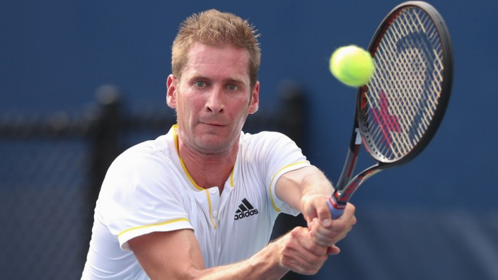 Florian Mayer Tennis US Open 2018 Grand Slam ITF ATP Tennis Herren WTA Tennis Damen Billi