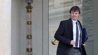 Politik Frankreich Frankreichs Umweltminister Nicolas Hulot
