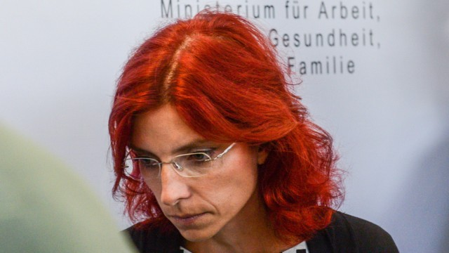 Diana Golze Rücktritt Brandenburg Gesundheitsministerin
