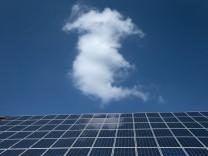 Photovoltaikanlage auf einem Bauernhof bei Moorenweis, 2013