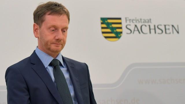 Sachsen Kretschmer CDU