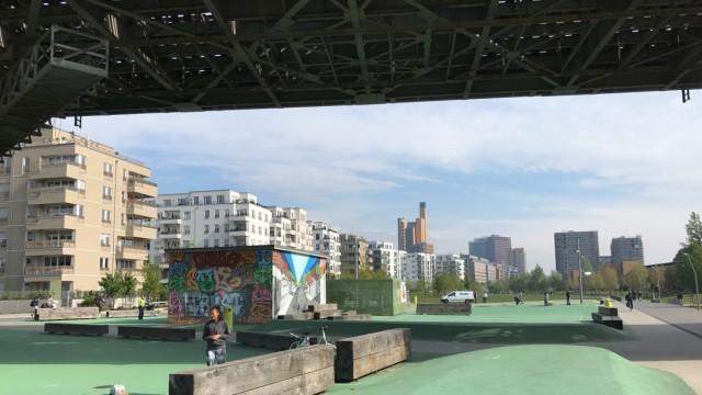 Park am Gleisdreieck in Berlin