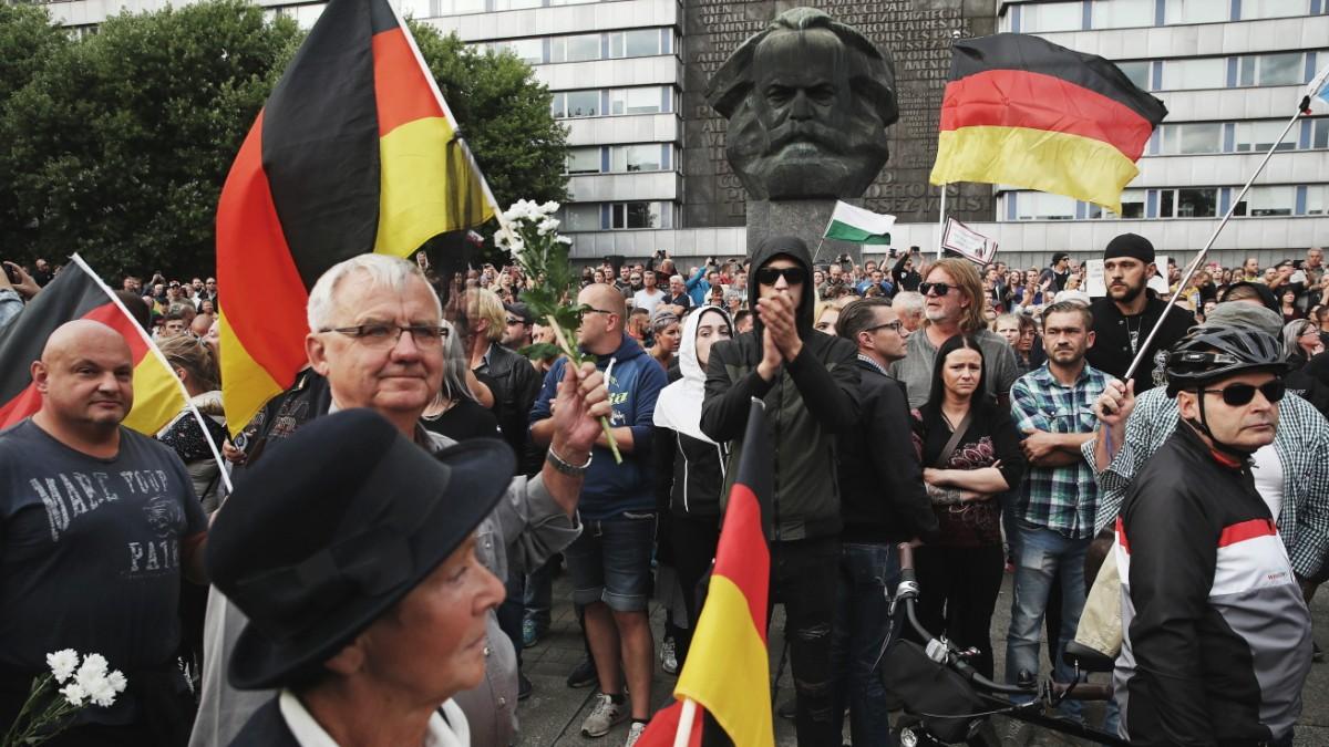 """""""Sachsen tickt mehr wie Polen oder Ungarn"""""""