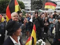 Murder Fuels Anti-Foreigner Tensions In Chemnitz