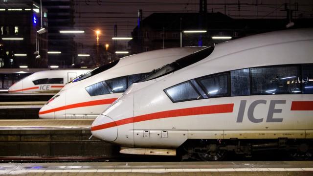 Deutsche Bahn - ICE