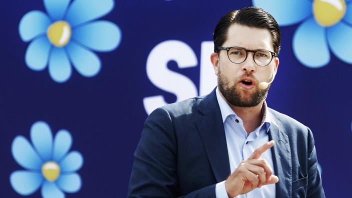 Vor den Wahlen in Schweden