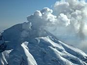 Vulkanausbruch in Alaska: Der Mount Redoubt spuckt Asche, dpa