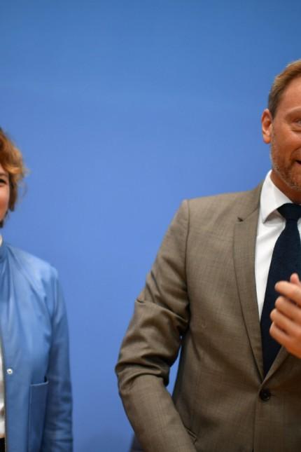 Nach der Bundestagswahl - FDP