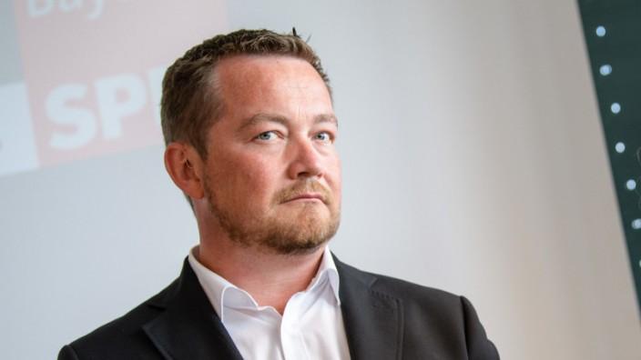 Generalsekretär der bayerischen SPD: Uli Grötsch.