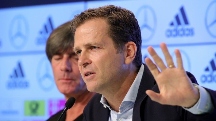 German National Team Press Conference