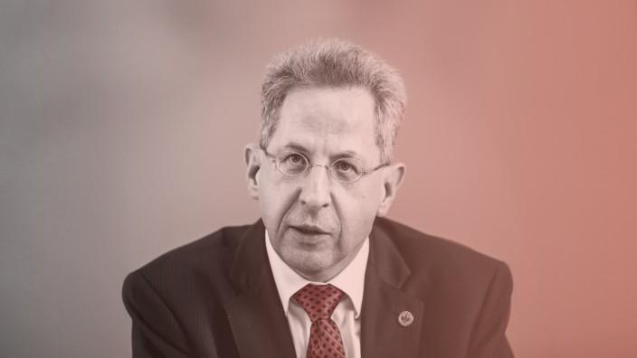 Vorstellung des Verfassungsschutzberichtes 2017