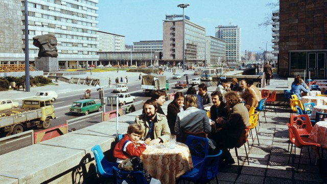 DDR -  Karl-Marx-Stadt 1977