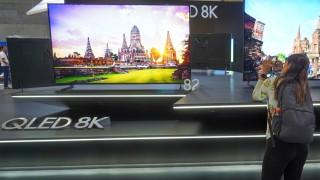 Ifa 2018 Berlin Fernseher Samsung