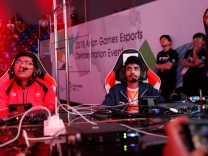 ESports - 2018 Asian Games - Britama Arena - Jakarta