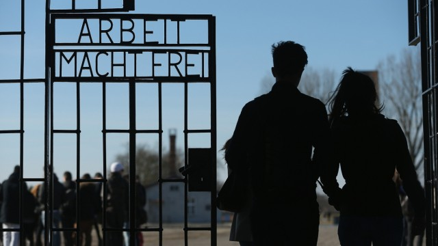 Sachsenhausen Concentration Camp Liberation 70th Anniversary Nears
