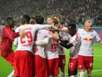 RB Leipzig - Sorja Luhansk 3:2