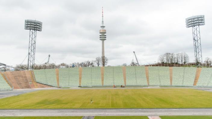 Olympiastadion Olympiaturm München