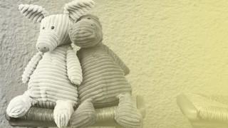 Familie Teddys in der Schule