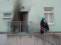 Urteil im Prozess um Moschee-Anschlag am Dresdner Landgericht