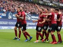 01 09 2018 Fussball Saison 2018 2019 1 Fussball Bundesliga 02 Spieltag 1 FC Nürnberg