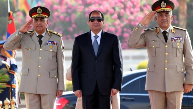 Politik Ägypten Kampf gegen Dissidenten