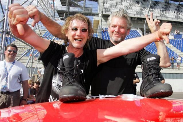 Werner-Rennen auf dem Lausitzring
