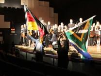 Johannesburg Youth Orchestra Konzert mit Grafinger Jugendorchester
