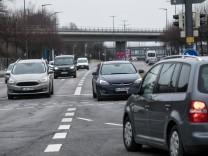 Verkehr im Münchner Norden
