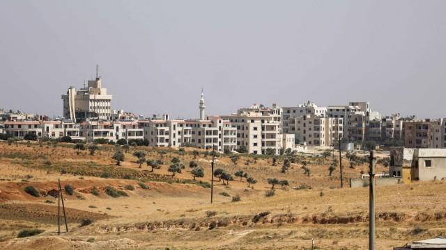 Politik Syrien Krieg in Syrien