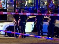 Schüsse auf St. Pauli - Tatverdächtige festgenommen