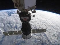 Sojus-Raumkapsel - ISS