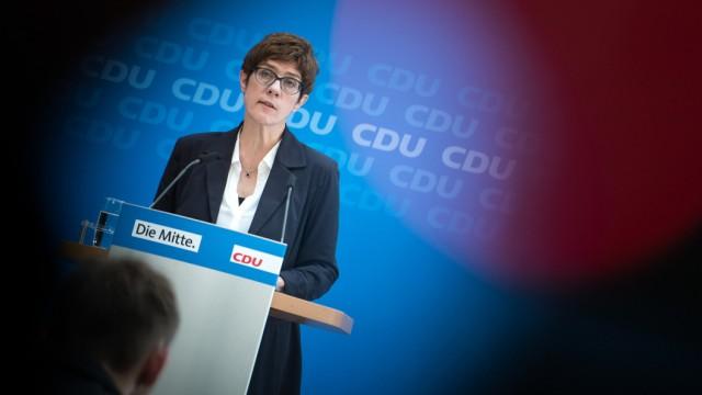 CDU-Präsidium