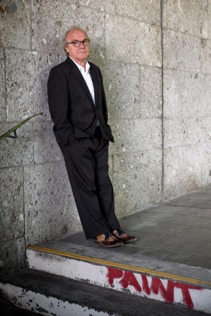 Pressebild: Michael Köhlmeier, 2018 OBACHT!!! Eine Veröffentlichung der angehängten Fotos im Internet ist nur für die aufgeführten Nutzungszwecke honorarfrei möglich und auch nur dann, wenn Sie das Bild in einer Auflösung von 72 dpi einfügen und es nicht