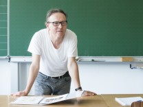 Bernd Klinger, Lehrer Wörth Schule München