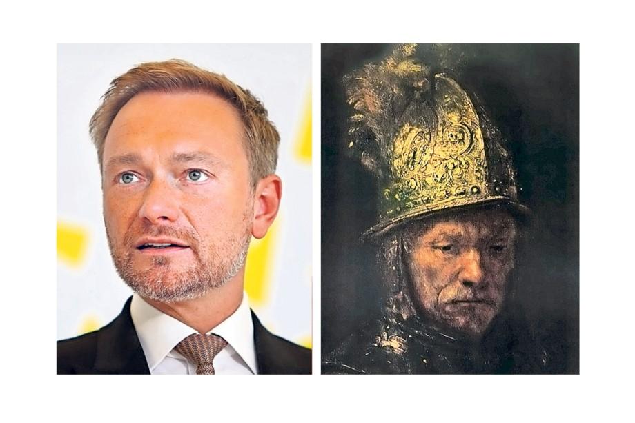 Promis Christian Lindner Der Mann Mit Dem Goldhelm Panorama
