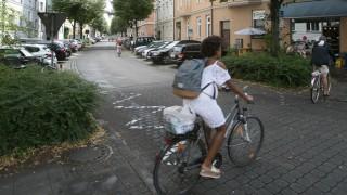 Isabellastraße, Straßenporträt Schwabing