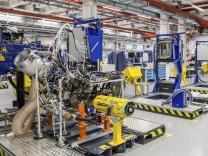 Entwicklungszentrum bei Opel