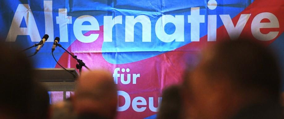 AfD-Landesparteitag