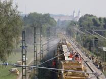 Bahnstrecke Freising Feldmoching