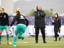 Faeroe Islands Women's v Germany Women's - 2019 FIFA Women's World Championship Qualifier