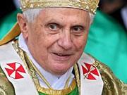 Papst Benedikt XVI. Piusbrüder dpa