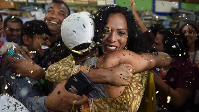 Indien: Homosexualität ist nicht mehr strafbar