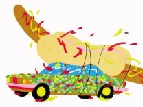 Essen im Auto: Proviantrituale