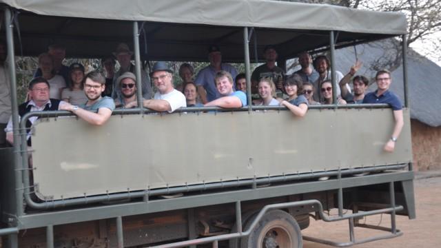 Kwalata Grafinger Jugendorchester Safari