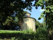 Das Mausoleum von Söcking; Das Mausoleum in Söcking