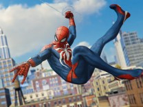 screenshot spider-man